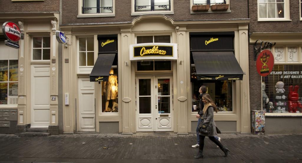 spook Casablanca Zeedijk Amsterdam