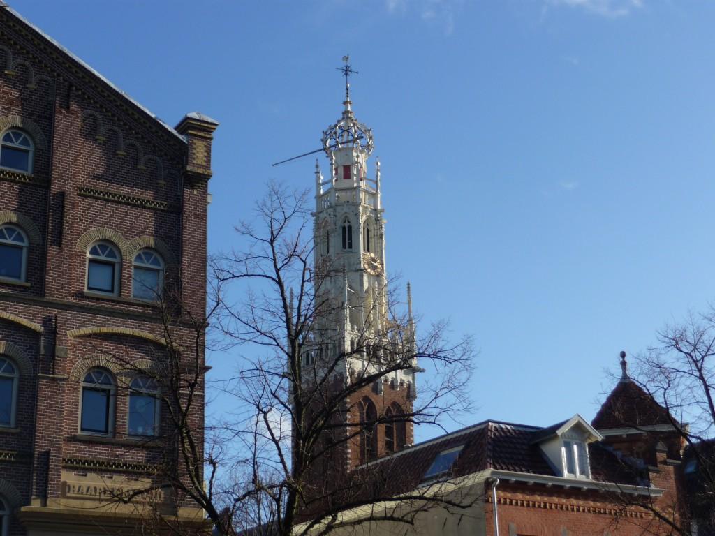 Haarlem reuzen bakenes