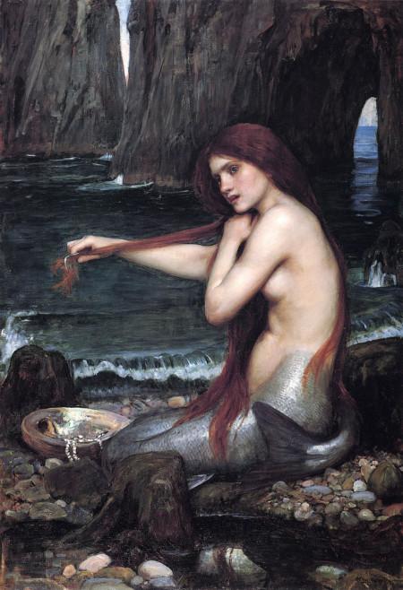 zeemeermin Muiden