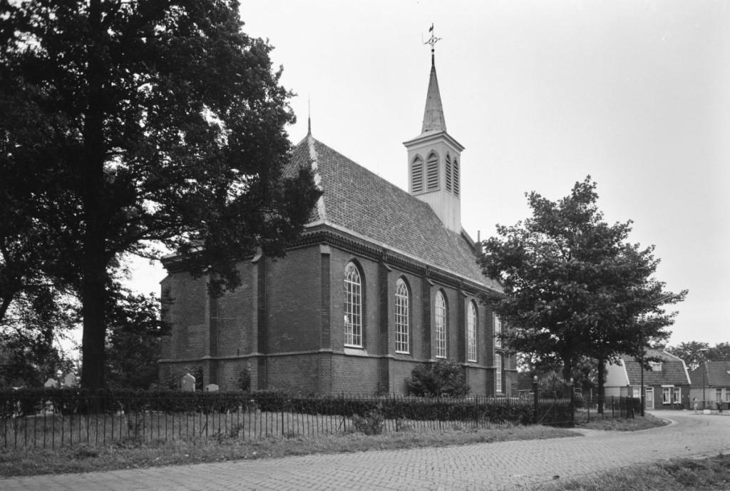 Zuiderwoude kerk