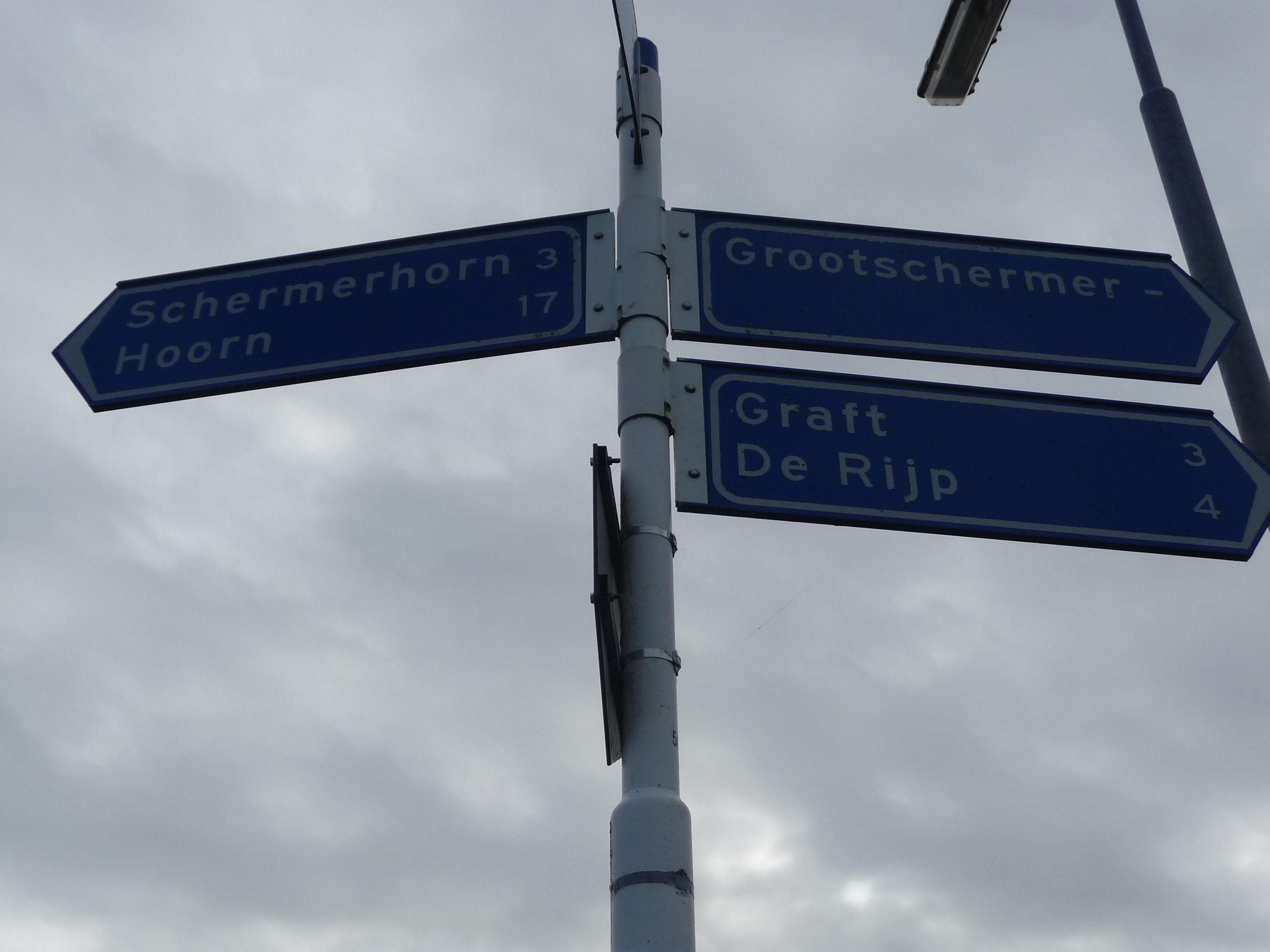 Schermerhorn Grootschermer Klokkedieven Langslapers
