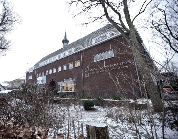 geesten Adriaan Roland Holstschool